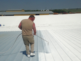 Irving TX Commercial Roofing Contractor