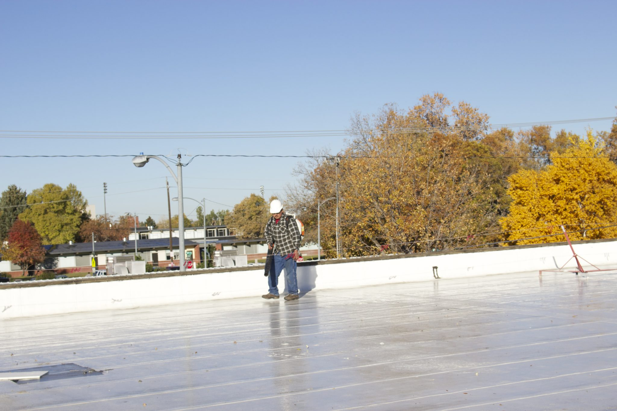 Roof Inspection Southlake Tx Commercial Roofing In