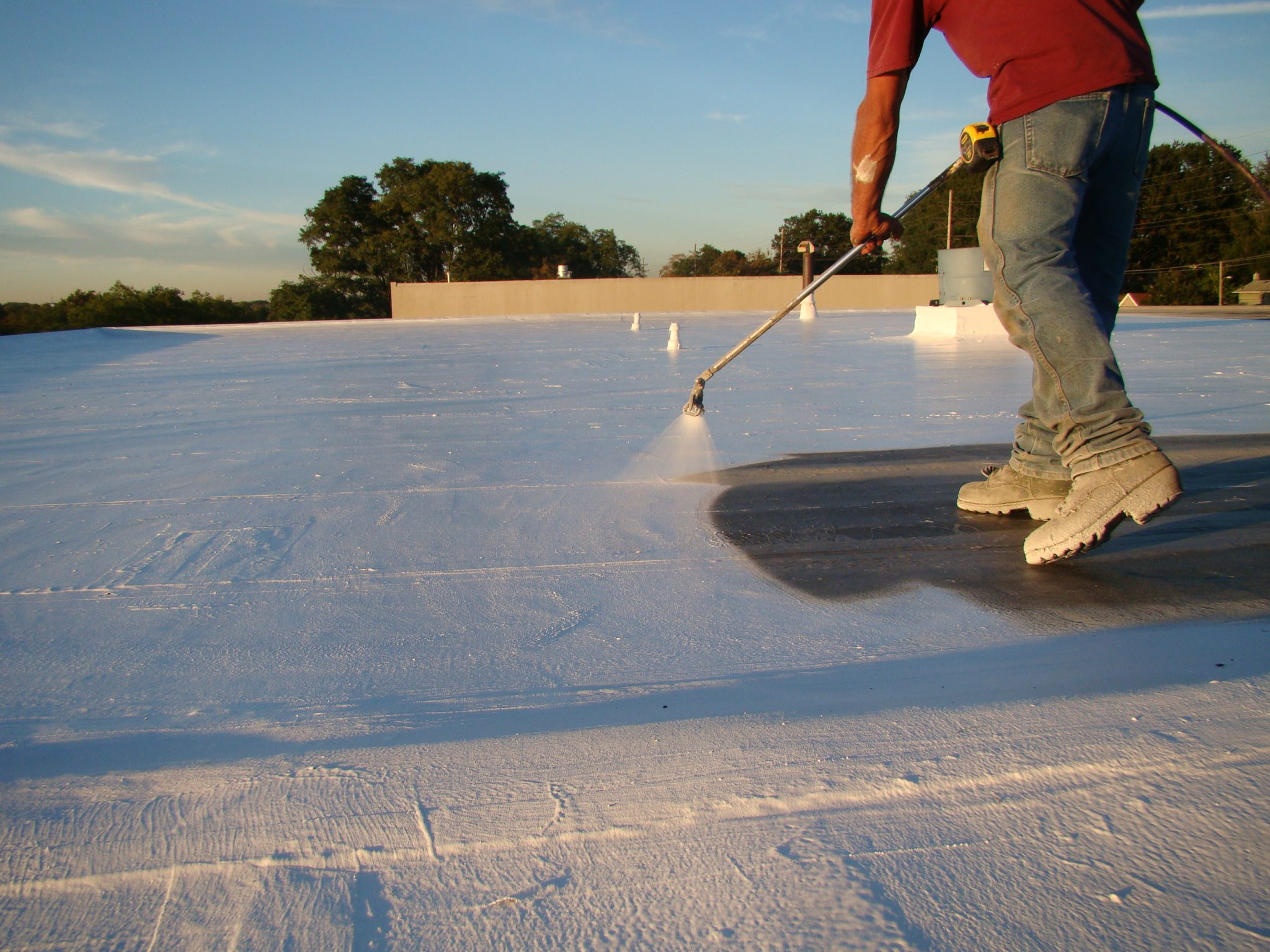 Rubber Roof Repair Southlake Tx Commercial Roofing In