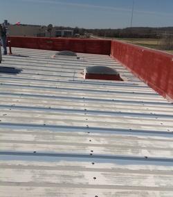 Metal Roof Repair Richardson Tx Commercial Roofing In