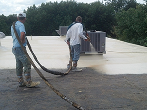 Waterproofing Roof Coating Carrollton TX | Commercial Roof