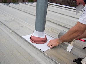 Metal Roof Repair Flower Mound Tx Commercial Roofing In