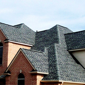 Types of residential roofs