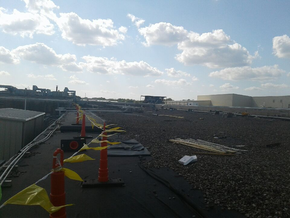 Commercial roofing Dallas