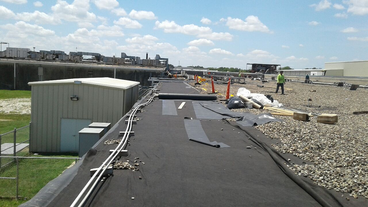 Commercial Roof Commercial Roofing In Dallas Tx