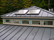 Commercial metal roofing Dallas-Fort Worth