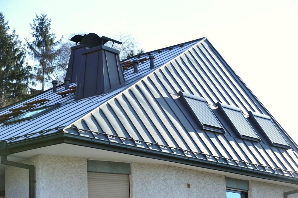 Metal Roof For Residential Roofing