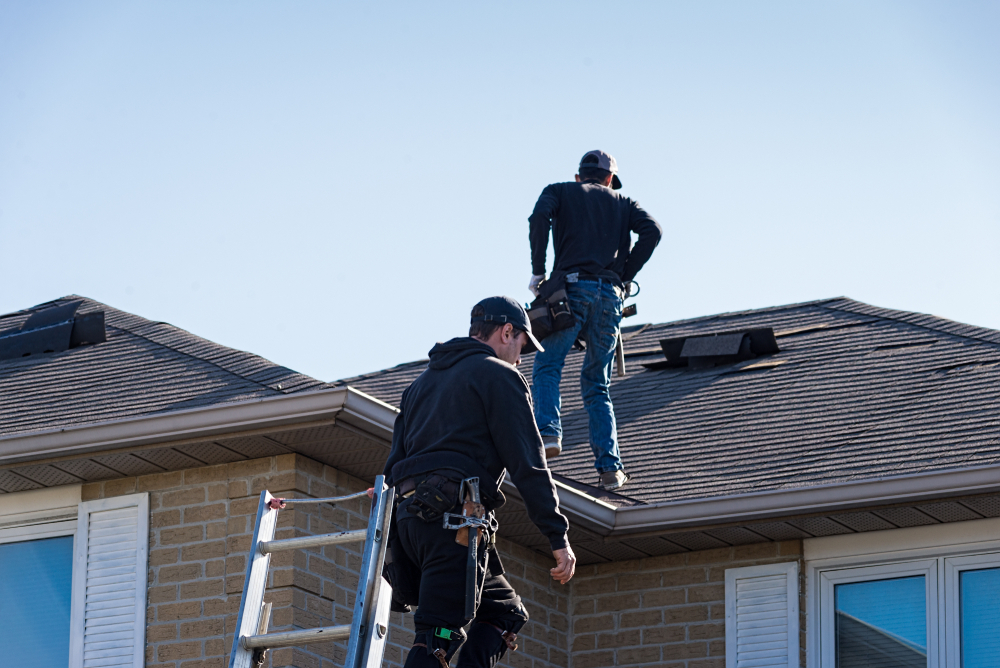 Inspect Your Roof Before Spring Storm Damage